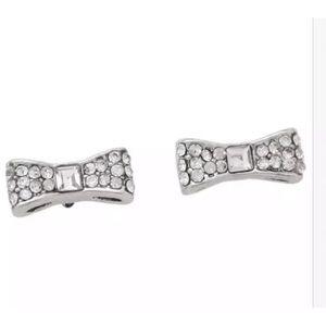 ♠️Kate Spade mini bow earrings.  NWT!!